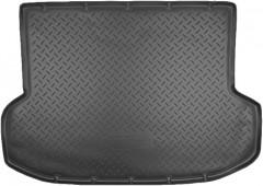 Коврик в багажник для Hyundai ix-35 '10-15, полиуретановый (NorPlast) черный