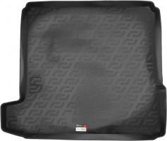 Коврик в багажник для Opel Astra J '12-15, седан, резино/пластиковый (Lada Locker)