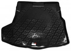 Коврик в багажник для Toyota Corolla '13-, резино/пластиковый (Lada Locker)