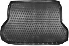 Коврик в багажник для Nissan X-Trail (T32) '14-16 полиуретановый черный (Novline / Element) CARNIS00056