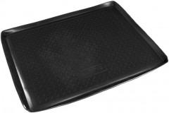 Коврик в багажник для Dodge Nitro '07-12, полиуретановый (NorPlast) черный