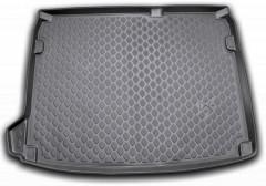 Коврик в багажник для Citroen DS4 '11- хетчбэк, полиуретановый (Novline / Element) черный