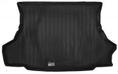 Коврик в багажник для Lada (Ваз) 2108-2109, 2113, резино/пластиковый (Lada Locker)