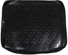 Коврик в багажник для Ford Focus 2 (II) '04-08 седан, резино/пластиковый (Lada Locker)