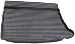 Коврик в багажник для Hyundai i30 FD '07-12 хетчбэк, полиуретановый (Novline / Element) черный
