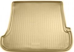 Коврик в багажник для Toyota LC Prado 120 '03-09, полиуретановый (Novline / Element) бежевый