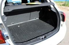 Коврик в багажник для Mitsubishi ASX '10-, полиуретановый (NorPlast) черный