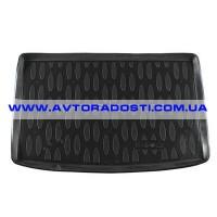 Коврик в багажник для Skoda Yeti '09-17, полиуретановый (Aileron)