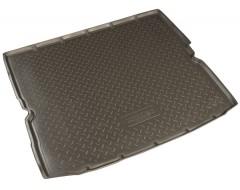 Коврик в багажник для Opel Zafira B '05-13, резино/пластиковый (Norplast)
