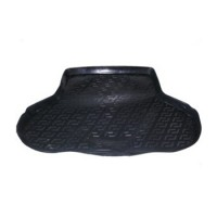 Коврик в багажник для Lada (Ваз) Priora 2171 '07- универсал, резиновый (Lada Locker)