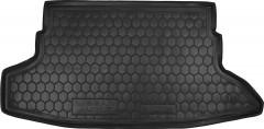 Коврик в багажник для Nissan Juke '11-14, резиновый (AVTO-Gumm)