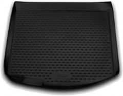 Коврик в багажник для Mazda 3 '09-13 хетчбэк, полиуретановый (Novline) черный