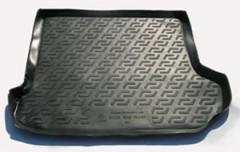 Коврик в багажник для Great Wall Hover / H3 / H5 '05-10, резино/пластиковый (Lada Locker)