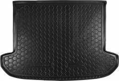 Коврик в багажник для Kia Sportage 2016 -, резиновый (AVTO-Gumm)