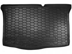 Коврик в багажник для Hyundai i-20 '16-, резиновый (AVTO-Gumm)
