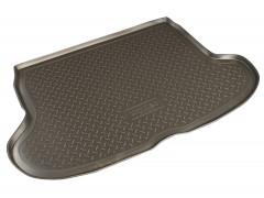 Коврик в багажник для Infiniti EX (QX50) '08-17, полиуретановый (NorPlast) черный