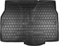 Коврик в багажник для Opel Astra H '04-15, хетчбэк, резиновый (AVTO-Gumm)