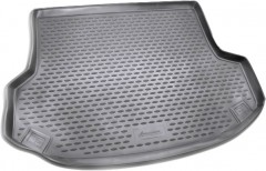 Коврик в багажник для Hyundai ix-35 '10-15, полиуретановый (Novline / Element) черный EXP.NLC.20.36.B13