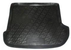 Коврик в багажник для Great Wall Hover / H3 / H5 '10-, резино/пластиковый (Lada Locker)