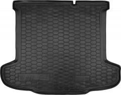 Коврик в багажник для Fiat Tipo '16-, резиновый (AVTO-Gumm)