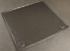 Коврик в багажник для Ssangyong Rexton '01-, полиуретановый (NorPlast) черный