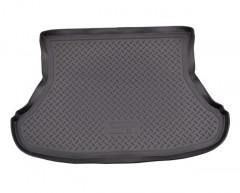 Коврик в багажник для Lada (Ваз) Калина (Ваз) 1118 '04-13, полиуретановый (NorPlast) черный