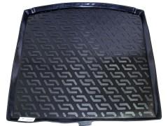 Коврик в багажник для Mitsubishi Outlander '12- (с органайзером), резино/пластиковый (Lada Locker)
