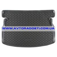 Коврик в багажник для Ssangyong Korando '11-, полиуретановый (Aileron)