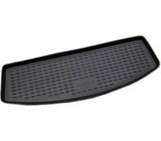 Коврик в багажник для Mazda 5 '05-09, короткий, полиуретановый (Novline / Element) черный