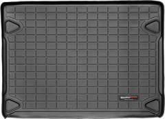 Коврик в багажник для Hummer H3 '05-10, резиновый (WeatherTech) черный