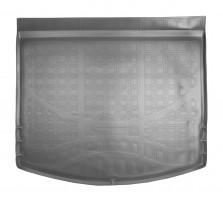 Коврик в багажник для Mazda CX-5 '12-17, полиуретановый (NorPlast) черный
