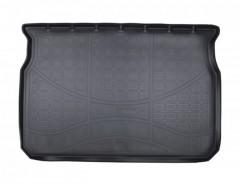 Коврик в багажник для Peugeot 208 '12-, полиуретановый (Norplast)
