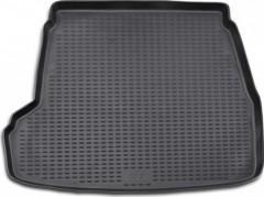 Коврик в багажник для Hyundai Sonata '05-10, полиуретановый (Novline / Element) черный EXP.NLC.20.01.B10