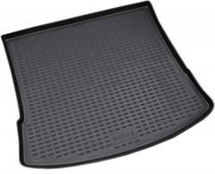 Коврик в багажник для Mazda 5 '05-09, полиуретановый (Novline / Element) черный