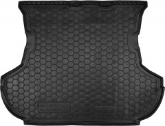 Коврик в багажник для Mitsubishi Outlander XL '07-12 (без сабвуфера), резиновый (AVTO-Gumm)