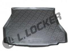 L.Locker Коврик в багажник для Alfa Romeo 156 '97-06 седан, резино/пластиковый (Lada Locker)