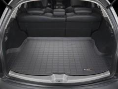 Коврик в багажник для Infiniti FX '03-08, резиновый (WeatherTech) черный