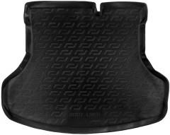 Коврик в багажник для Nissan Sentra '14-, резино/пластиковый (Lada Locker)