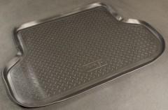 Коврик в багажник для Chery Elara (Fora) '06-, полиуретановый (NorPlast) черный