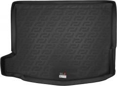 Коврик в багажник для Honda Civic 5D '12-, резиновый, с сабв.(Lada Locker)