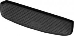 Коврик в багажник для Hyundai Veracruz (ix55) '06-12 (короткий), полиуретановый (Novline / Element) черный