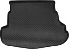 Коврик в багажник для Mazda 6 '02-08 седан, полиуретановый (Novline / Element) черный