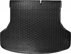Коврик в багажник для Nissan Sentra '14-, резиновый (AVTO-Gumm)