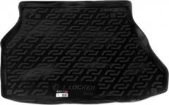 L.Locker Коврик в багажник для Alfa Romeo 156 '97-06 универсал, резино/пластиковый (Lada Locker)