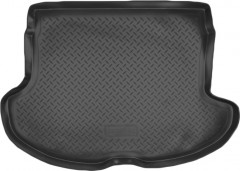 Коврик в багажник для Infiniti FX '03-08, полиуретановый (NorPlast) черный
