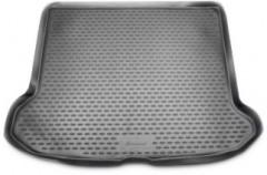 Коврик в багажник для Volvo XC 60 '09-17, полиуретановый (Novline / Element) серый