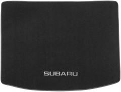 Коврик в багажник для Subaru XV '11-16, текстильный черный