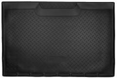 Коврик в багажник для Renault Kangoo '09- (пасс.), резино/пластиковый (Norplast)