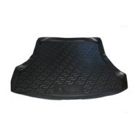 Коврик в багажник для Ford Mondeo '01-07 седан, резино/пластиковый (Lada Locker)