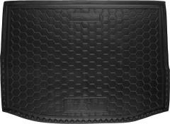 Коврик в багажник для Subaru XV '11-16, резиновый (AVTO-Gumm)